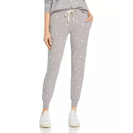 Tiny Stars Printed Cute Joggers For Girls