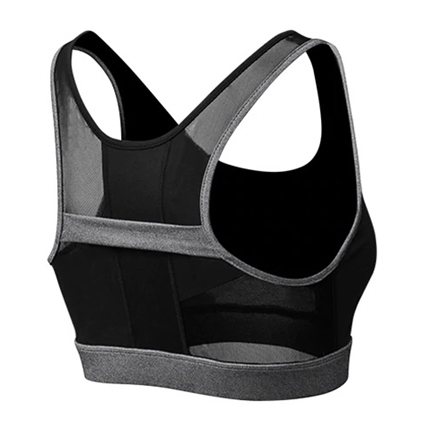 Fitness Sports Bra women Quickly Dry Breathable Yoga Tank Top Gym Running Padded Bra