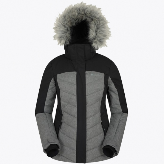 New Padded Womens Hoodied Jacket