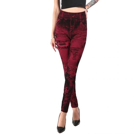 Women High Waist legging Slim Fit Slim Pants Autumn Sexy Female Womens Fashion Legging