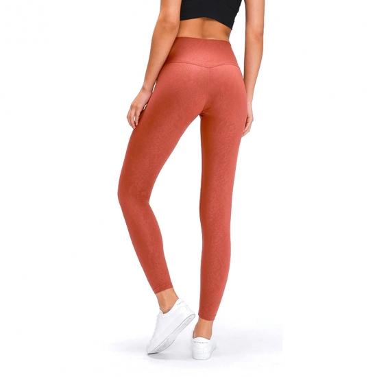 High Waist Tight Fitness Yoga Pant Elastic Tight Gym Wear Workout Legging