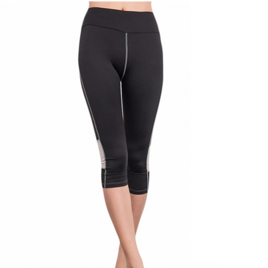 Plus Size Women Capri Pants Yoga pants for Women