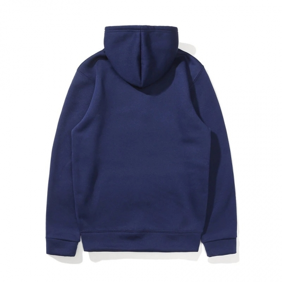 Solid Color Clothing Hip Hop Pullover Hoodie Plus Size Streetwear