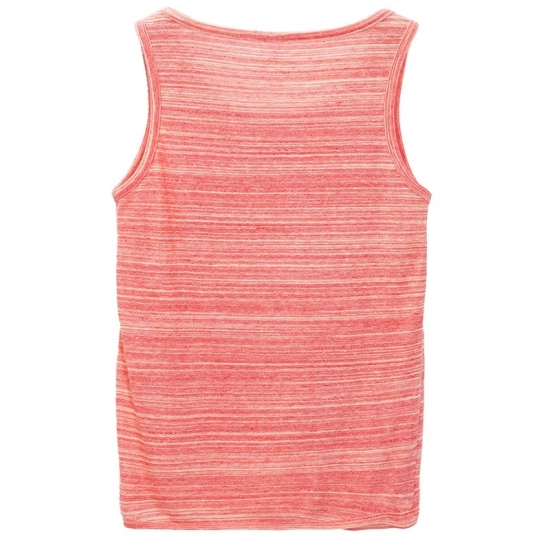 Women Casual Tank Tops Sleeveless Plain Loose Soft Thin Tops