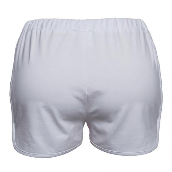 Shorts Reflective Strip Seamless Sports Short Fitness Female