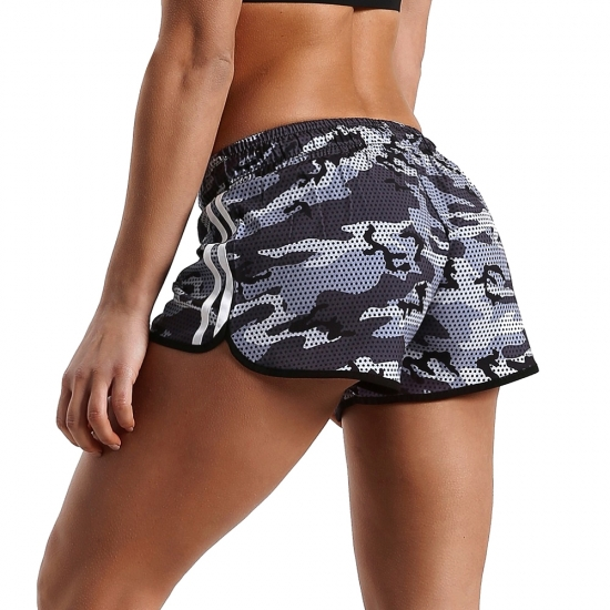 Seamless Gym Shorts High Waist Fitness Scrunch Butt Yoga Shorts Workout Legging Women Sportswear
