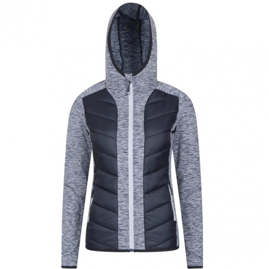 New Fleece Padded Hoodie For Women