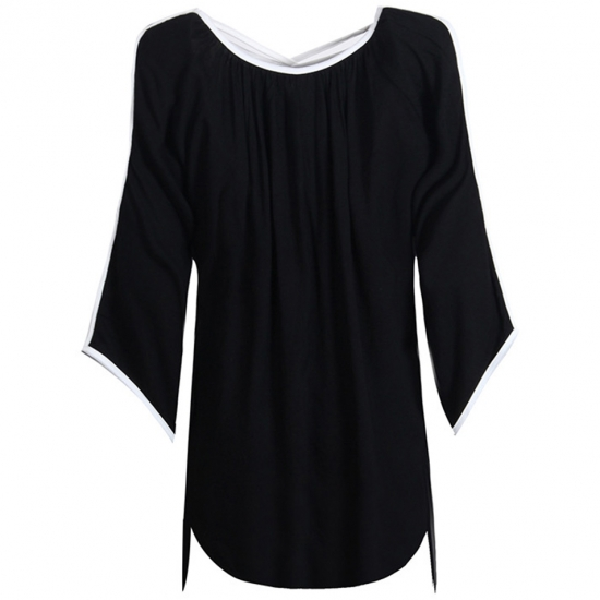 Off Shoulder O-Neck Women Fashion Tank Tops Casual And Street Wear