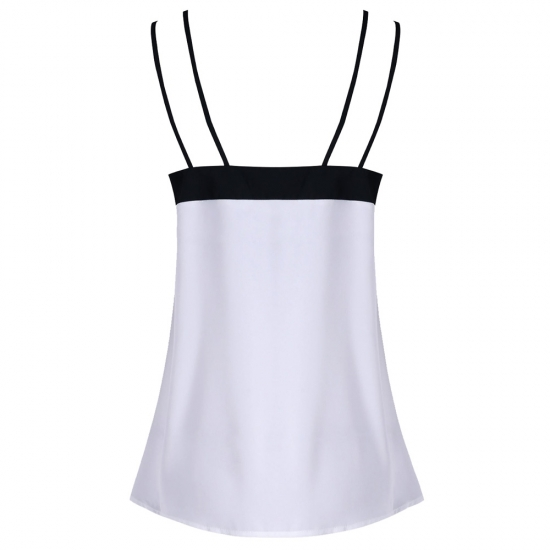 Woman Off sleeve Crop Tops Strappy Shoulder Women Fashion