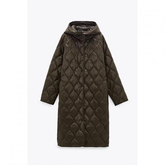 Long Length Quilt Jackets Women