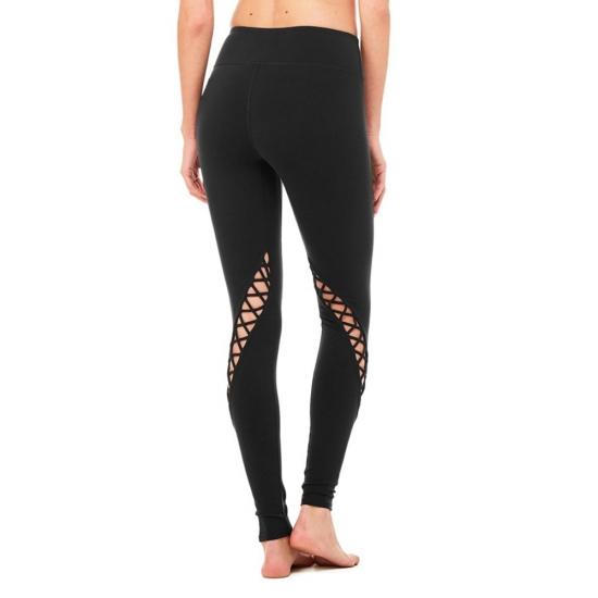 Yoga Leggings Camouflage High Waist Running Tights