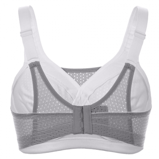 Sports Bra Top for Fitness Women Breathable Seamless Padded Yoga Bra
