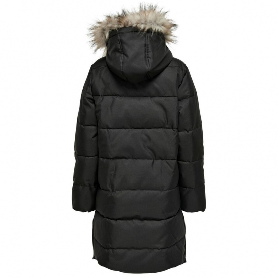 New Winter Season Long Length Quilted Jacket For Women