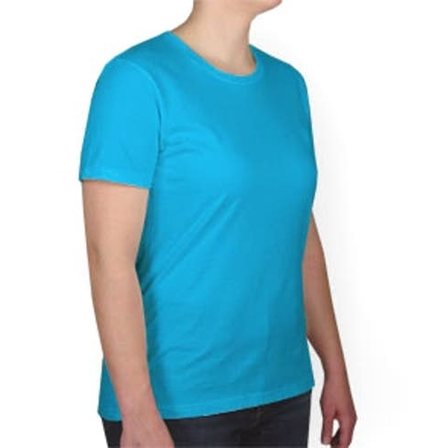 Womens Custom Jersey T‑shirt For Running and Yoga