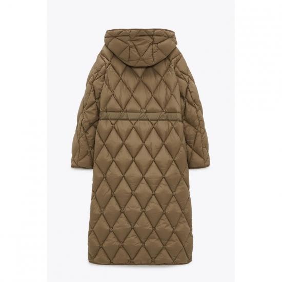 Long Length Custtom Design Quilt Jackets Women