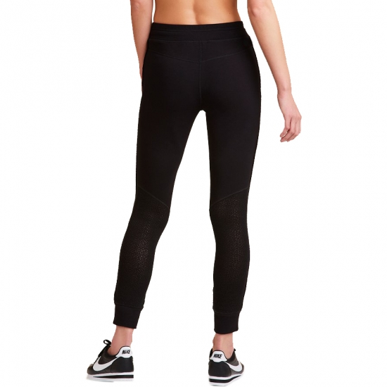 Female Sportswear Trousers Quick Dry Running Pocket Yoga Pants Back Bottom Patch Work Styles