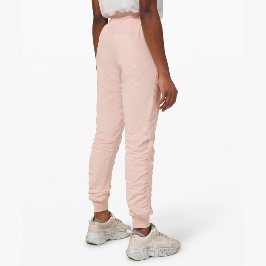 Side Stripes And Plates Fashion Duval Said Cross Pocket Solid Colors  Home Wear Jogger Pants
