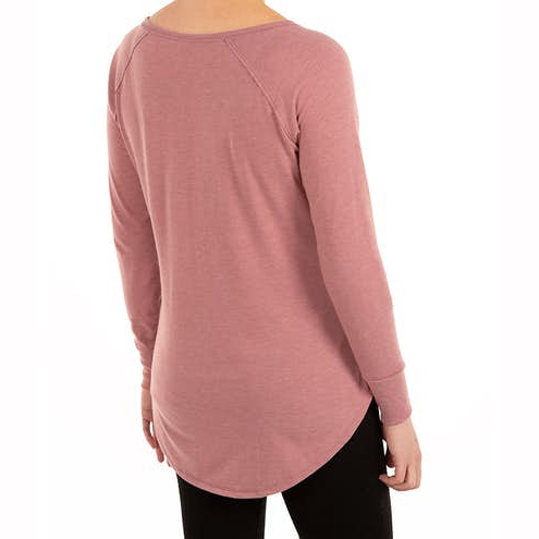 Custom Women Long Sleeve Workout Wear T‑shirt