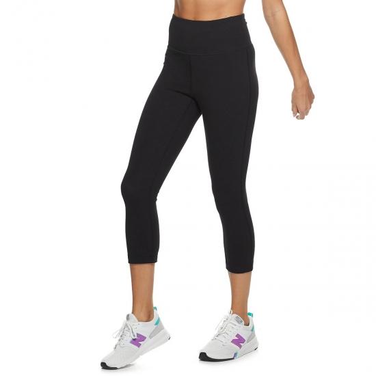 Women Flexible Capri Pants For Yoga Workout