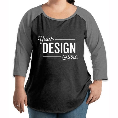Womens Full Sleeve Custom Curvy T Shirt For Running And Workout