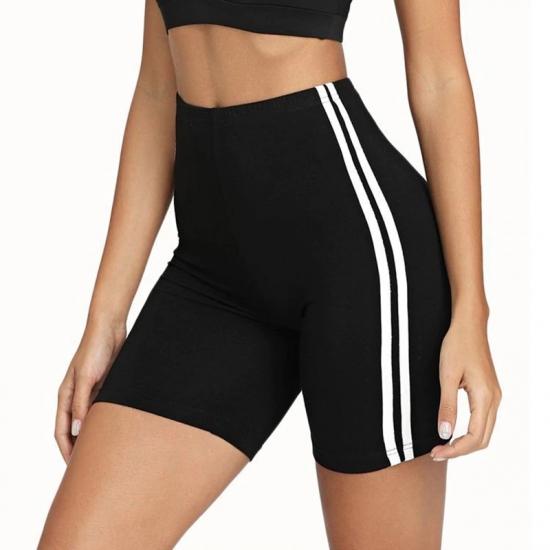 Women Fitness Yoga Shorts Cycling Biker Shorts Seamless Sports and Gym Shorts