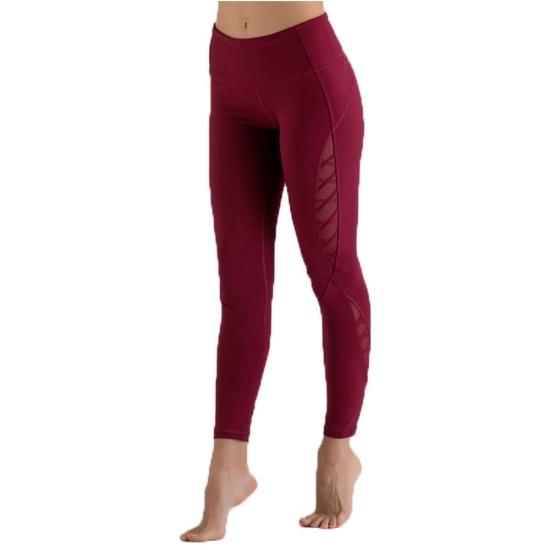 New Yoga Pants Custom High Waist Blank Solid Color Legging