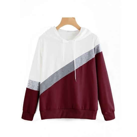 Hoodies Sweatshirt Winter Outerwear Women