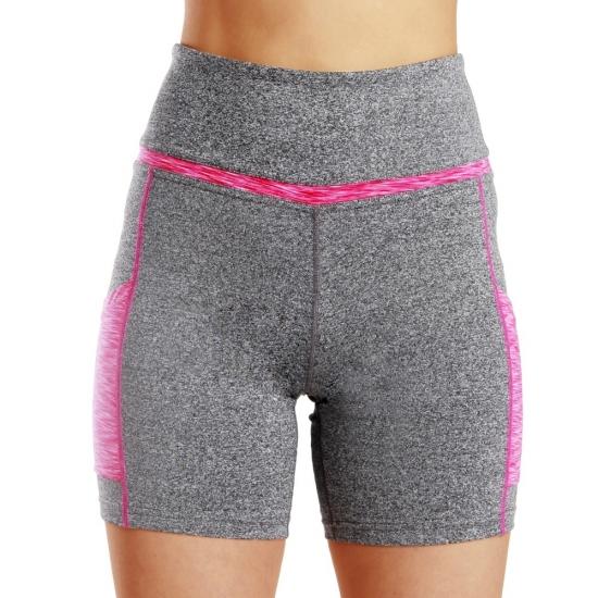 Sports Shorts Women High Waist Yoga Shorts