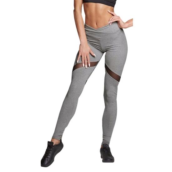 Custom Elastic Quick Dry High Waisted Plus Size Leggings For Women