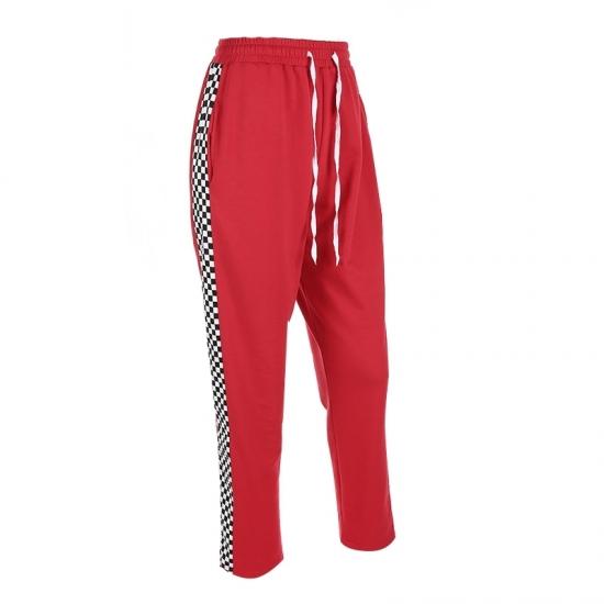 Solid High Waist Joggers Women Fashion Casual Harem Pants Women 2020 New Lace-up Sweatpants Women