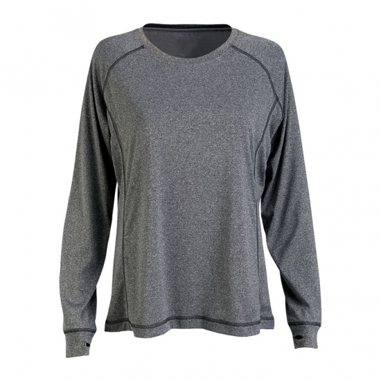 Super Comfy Women Long Sleeve Tee For Running and Workout