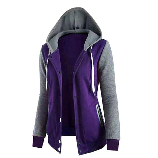 Women Hooded Fleeces Hoodie Winter