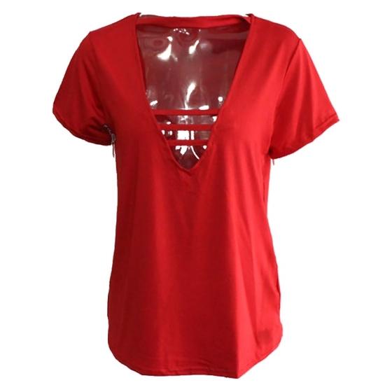 Deep V Neck Custom Design Custom Color Women Tank Tops For Street Wear Women Tank Tops Casual Wear