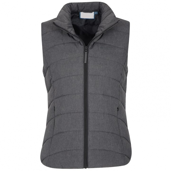 Sleeveless Padded Wind Proof Jackets For Women