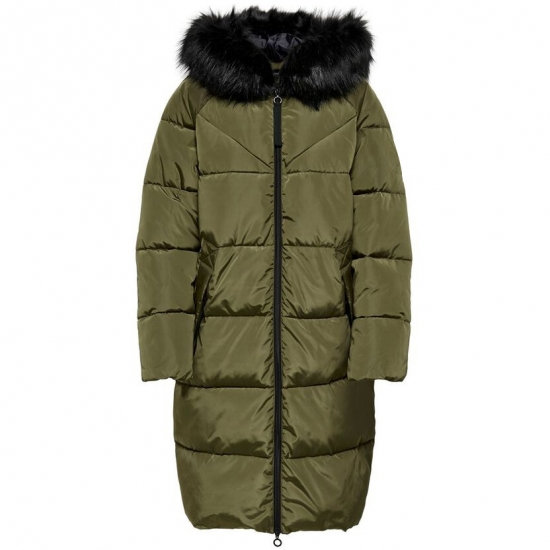 Fully Warmed Water Proof Quilted Jacket For Women